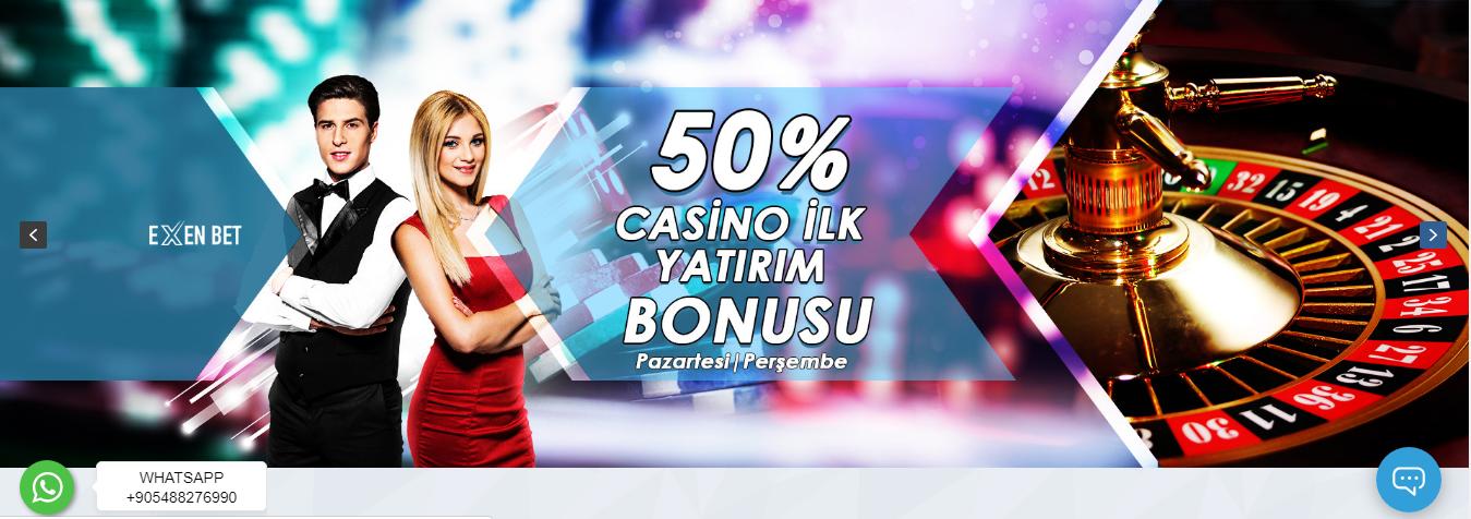 Exenbet Casino