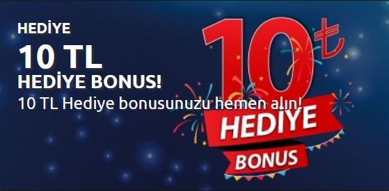 Bahisnow 10 Tl Bedava Bahis Bonusu